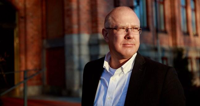 Jonas Emilsson, specialist i datacenterløsninger
